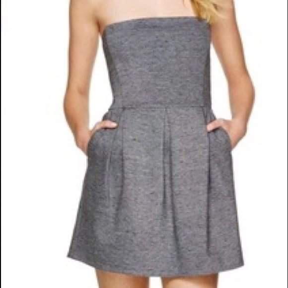 Wilfred Dresses & Skirts - WILFRED POCKET DRESS GREY